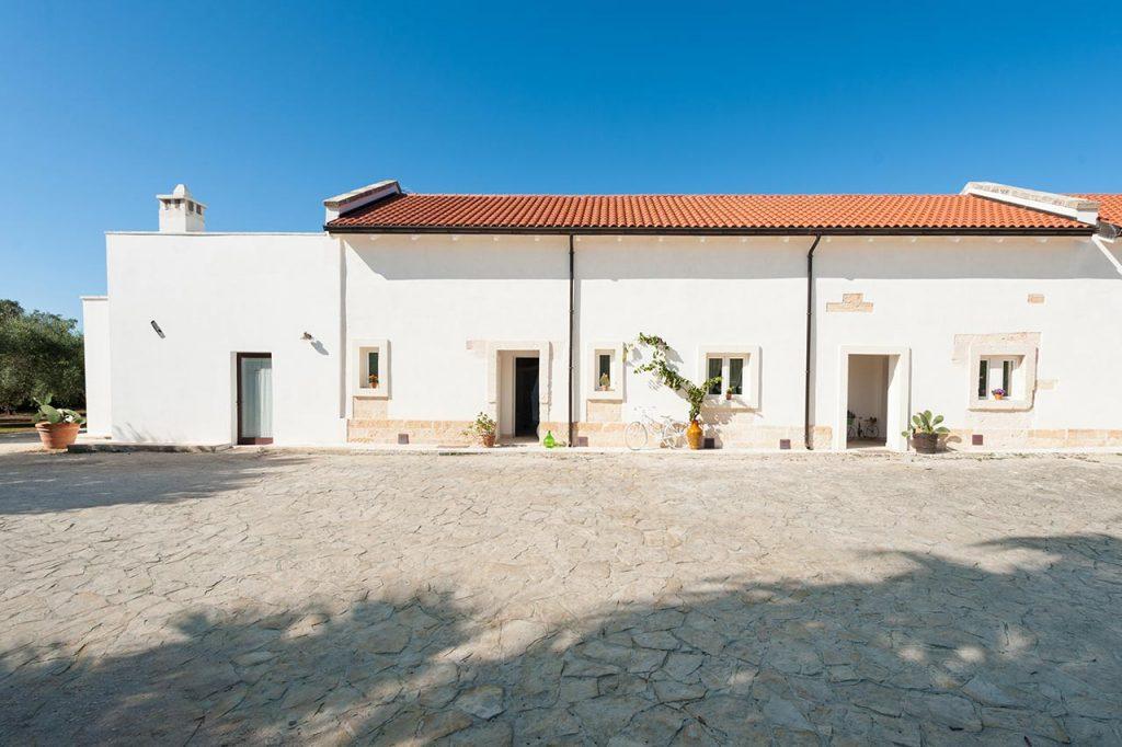 Nuove camere della Masseria