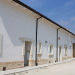 Lavori di ristrutturazione, le nuove camere di Masseria Monache