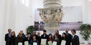 """Inaugurazione della mostra """"L'olio di Puglia incontra l'arte giapponese"""""""
